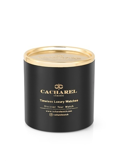 Cacharel Cacharel Chrl30658Sb  Silikon Kordon Rose Kasa  Kadın Classic Analog Kol Saat Renkli